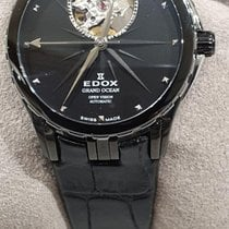 Edox new Automatic Steel