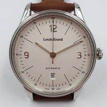 Louis Erard Steel 41mm Automatic 69287AA01 new