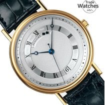 Breguet Classique Yellow gold 36mm Silver Roman numerals United States of America, Florida, North Miami Beach