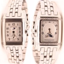 Jaeger-LeCoultre 296.8.74 Steel 2003 Reverso Duetto 25mm pre-owned United States of America, Pennsylvania, Uniontown