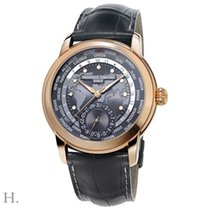 Frederique Constant Gold/Steel 42mm Automatic FC-718DGWM4H4 new