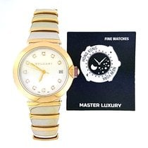 Bulgari Lucea new 2020 Automatic Watch with original box and original papers LU36WSPGSPGD/11