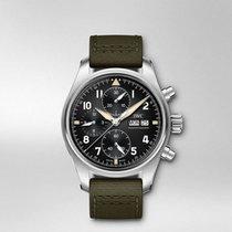 IWC Pilot Spitfire Chronograph IW387901 2019 new