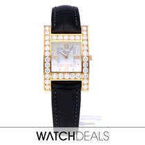 Chopard Your Hour Yellow gold Mother of pearl Roman numerals