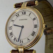 Cartier Trinity Gelbgold 30mm Weiß Römisch Deutschland, Berlin