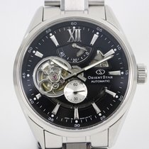 Orient Steel 40mm Automatic 31A1298 pre-owned