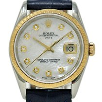 Rolex Oyster Perpetual Date 15233 1993 pre-owned