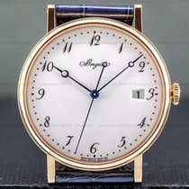 Breguet Rose gold Automatic Arabic numerals 38mm pre-owned Classique