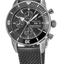 Breitling Superocean Héritage II Chronographe Acero Sin cifras