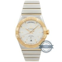 Omega Constellation 123.25.38.22.02.002