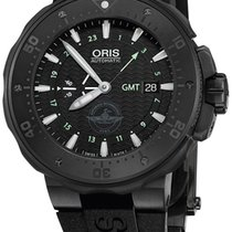 Oris Force Recon GMT Diver 01 747 7715 7754-Set