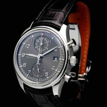 IWC Portuguese Chronograph Classic Full Set Brilliant Condition