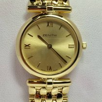Zenith Ladies Watch Solid Gold 18 Kt