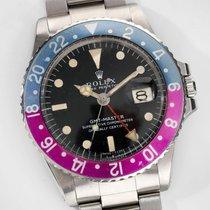 Rolex 1675 Mk1 Long E  Pink Lady GMT Master