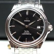 Omega De Ville Co-Axial Steel 38mm