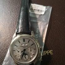 Patek Philippe 5270G-001 Or blanc Perpetual Calendar Chronograph 41mm nouveau