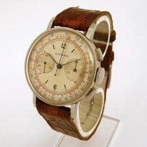 Longines Vintage Chronograph Stahl Cal. 13ZN