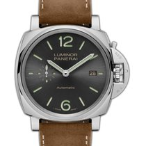 Panerai Luminor Due Steel 42mm Grey