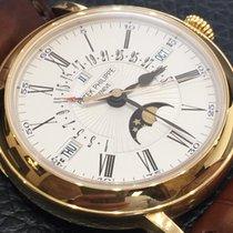 Patek Philippe Perpetual Calendar Full Set 18k yellow gold