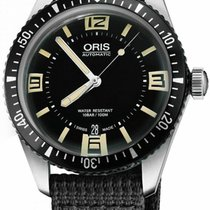 Oris Divers Sixty Five 73377074064FS new