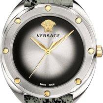 Versace Steel 38mm Quartz VEBM00718 new