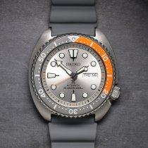 Seiko Prospex Steel 45mm No numerals