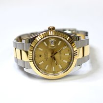 Rolex Datejust II pre-owned 41mm Gold/Steel
