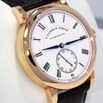 A. Lange & Söhne Richard Lange Rose gold 40.5mm White Roman numerals United States of America, Florida, Boca Raton