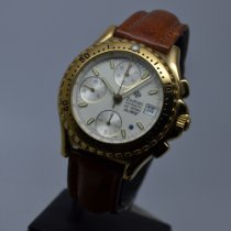 Zodiac Sea Wolf Otel 38mm Alb