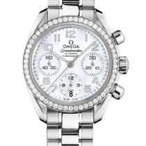 Omega Speedmaster Ladies Chronograph Mother of pearl United States of America, Florida, North Miami Beach