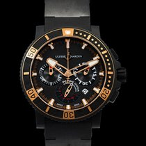 Ulysse Nardin Diver Black Sea United States of America, California, San Mateo