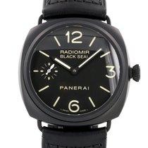 Panerai Radiomir Black Seal Keramiek 45mm Zwart Arabisch Nederland, Woerden