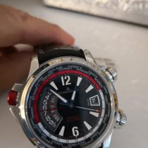 Jaeger-LeCoultre Master Compressor Extreme W-Alarm new Automatic Watch with original box and original papers 150.8.42