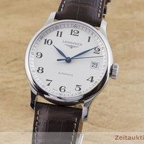 Longines Master Collection Steel 48mm Silver