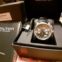 Pre Owned Hamilton Jazzmaster Auto Chrono Buy A Pre Owned