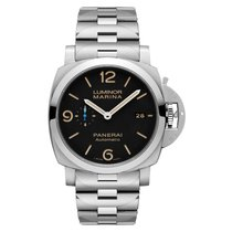 Panerai Luminor Marina 1950 3 Days Automatic Steel 44mm Black United States of America, Florida, Miami