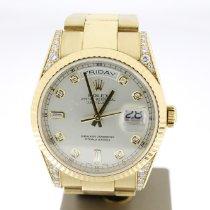 Rolex Day-Date 36 118338 2001 gebraucht