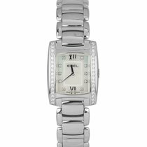 Ebel pre-owned Quartz 26mm Mother of pearl Sapphire Glass