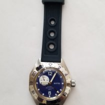Vostok Steel 41.0mm Automatic 150SE new
