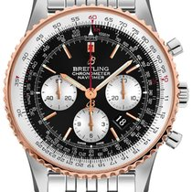 Breitling Navitimer 01 (46 MM) Steel 46mm Black United States of America, California, Moorpark