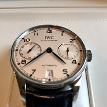 IWC IW500705 Steel Portuguese Automatic 42.3mm pre-owned United States of America, Pennsylvania, Warminster
