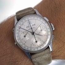 Longines Column-Wheel Chronograph pre-owned 35mm