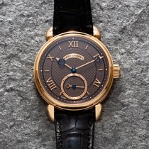 Voutilainen Rose gold 39mm Manual winding pre-owned