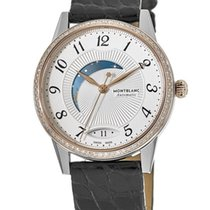 Montblanc Bohème Gold/Steel 34mm Arabic numerals United States of America, New York, Brooklyn