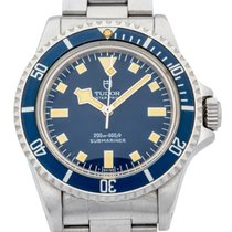 Tudor Submariner Steel 40mm Blue