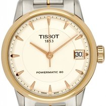 Tissot Luxury Automatic 33mm White