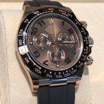 Rolex Ruzicasto zlato Automatika Smedj 40mm nov Daytona