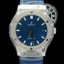 Hublot Classic Fusion Blue Stahl 45mm Blau Deutschland, Düsseldorf