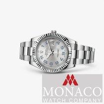 Rolex Datejust II Steel 41mm Silver Arabic numerals