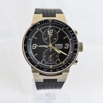 Oris Williams F1 Zeljezo 45mm Crn